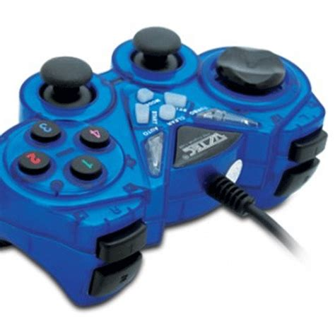 Vztec Usb Vibration Controller Pad Joystick Model Vz Ga6005 vztec usb2 0 dual shock vibration pad joystick model vz ga6006 jakartanotebook