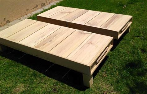 wooden pallet bed frame wood pallet twin bed frame 101 pallets