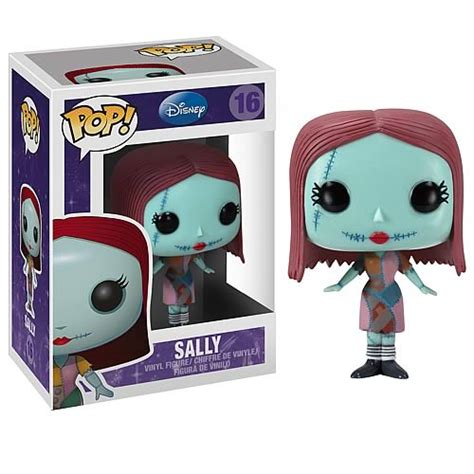 nightmare before christmas sally disney pop vinyl figure