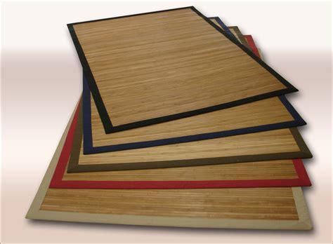 bambus teppich bambus teppich dekowe parkett 200x300 cm rot ebay