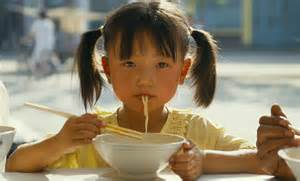 Japanese Table Manners Slurping Is Good Table Manners In Japan Visual Ioner