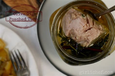 poached tuna olive oil poached tuna inspired by jiro dreams of sushi