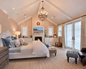 Fireplace Vaulted Ceiling Home Design Ideas, Pictures, Remodel and Decor