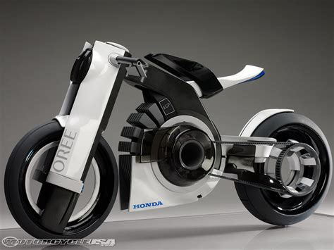 honda electric bike honda oree electric motorcycle concept motorcycle usa