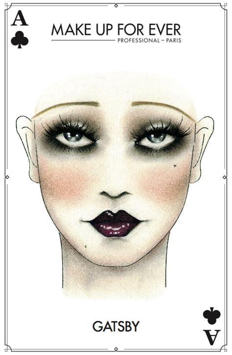 great gatsby 1920s inspired makeup makeup inspiration essentials