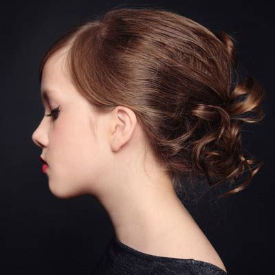 low hight hair low bun updos for prom image search results
