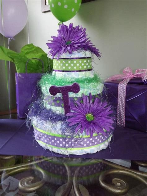 Purple And Green Baby Shower by 15 Curated Purple And Green Baby Shower Ideas By