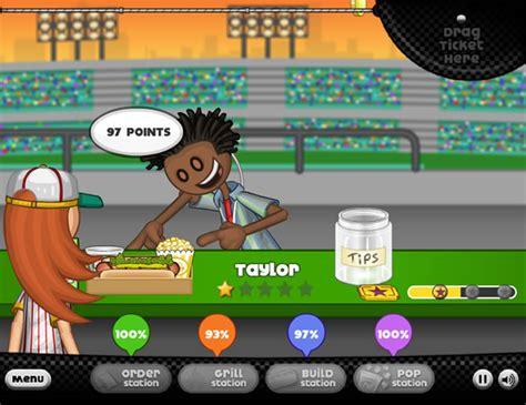 jeux de cuisine serveur jouer 224 papa s doggeria jeux gratuits en ligne avec