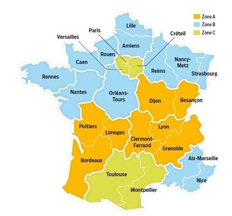 Calendrier Universitaire Toulouse 1 Dates Des Vacances 2017 2018 Et Date De La Rentr 233 E 2018