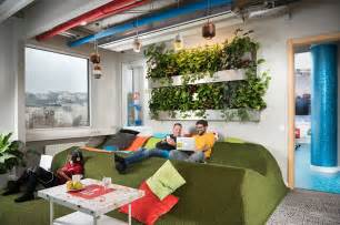 Google Office Interior by Google Office Interior Design Pictures To Pin On Pinterest