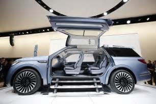 new lincoln concept car new york international auto show 2016 business insider