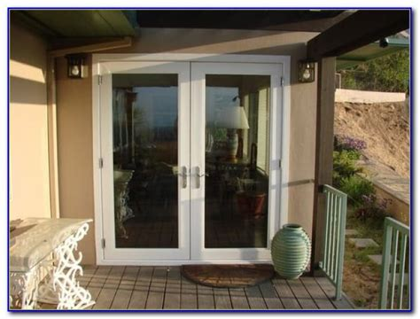 outswing patio doors with screens outswing patio doors with screens patios home