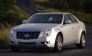 2009 Cts Cadillac 2009 Cadillac Cts Photo