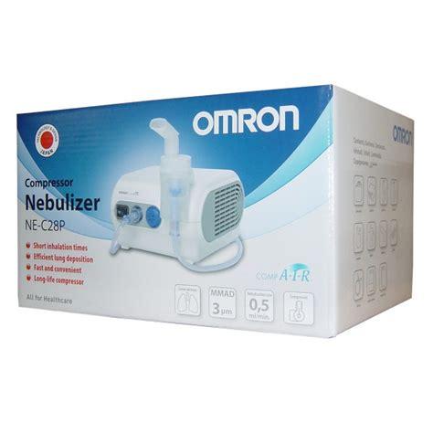 Diskon Omron Nebulizer Ne C28 omron ne c28p compair plus pro compressor nebuliser aerosol inhaler inhalator sustuu