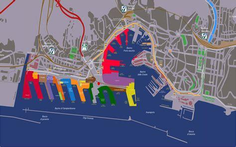 arrivi porto di genova trail portale nazionale delle infrastrutture di