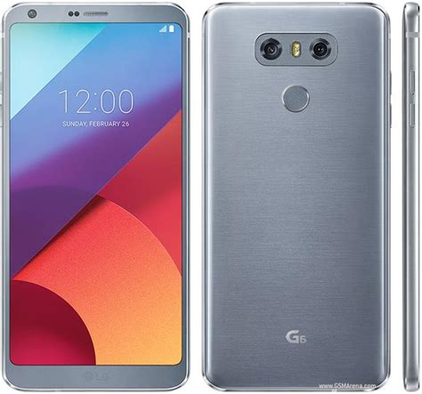 Storage Devices by Lg G6 Pictures Official Photos