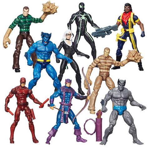 Marvel All Figure marvel infinite figures wave 5 hasbro