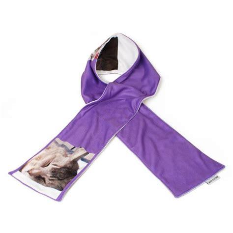 personalised fleece scarf custom winter scarves bags of