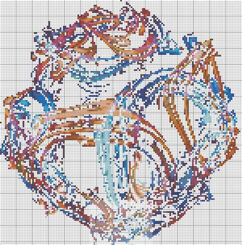 abstract pattern cross stitch abstract composure cross stitch advanced cross stitch
