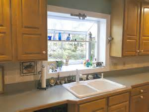Kitchen Windows Decorating Garden Windows For Kitchens Upgrading The Outlook Right Away Homesfeed