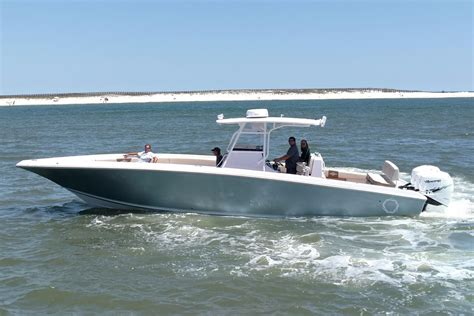 2017 fountain 38 cc power boat for sale www yachtworld - Fountain Boats Any Good