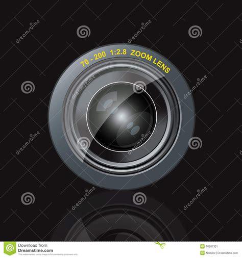 design zoom lens zoom lens stock image image 10281321