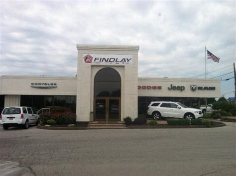Findlay Chrysler Dodge Jeep Ram Findlay Chrysler Dodge Jeep Ram Car Dealership In Findlay