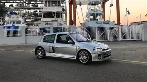 clio renault 2003 2003 renault clio v6 motor1 com photos
