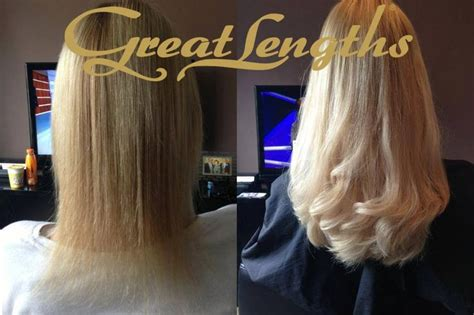 great lengths hair extensions dallas great lengths added hair for glamorous fullness beautiful