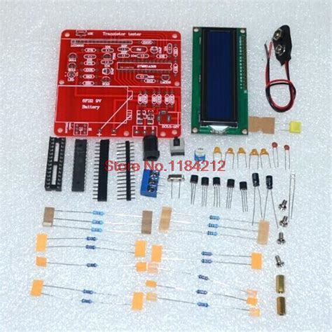diy capacitor tester capacitor esr tester promotion shopping for promotional capacitor esr tester on
