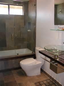 Modern Guest Bathroom Design Contemporary Guest Bath Remodel In Calabasas Ca