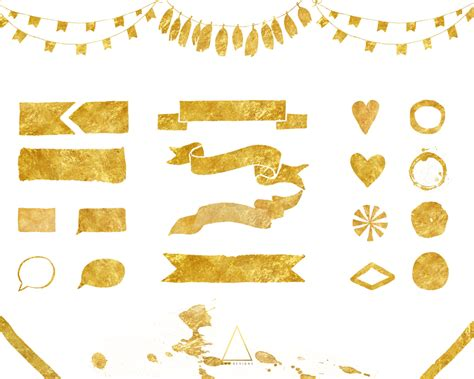 Cool Frame Designs by Gold Shape Png Vector Clipart Clip Art Library