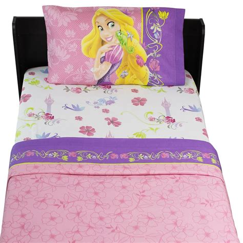 rapunzel twin bedding tangled bedding comforter set for kid happiness