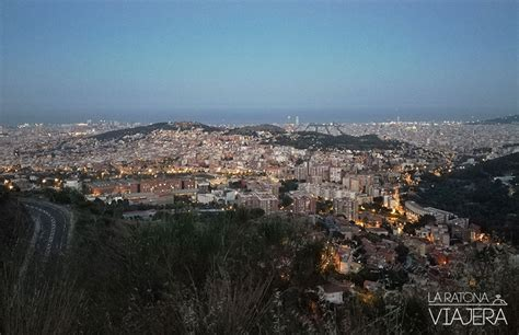 mirador tibidabo 10 mejores vistas de barcelona terrazas miradores