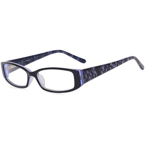 oscar womens prescription glasses osl700 black walmart