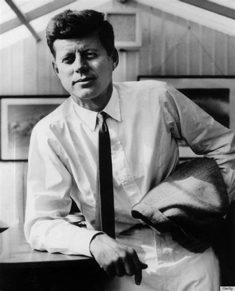john f kennedy hair style 13 timeless style lessons from john f kennedy huffpost