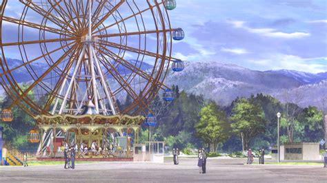 theme park anime amusement park another wiki