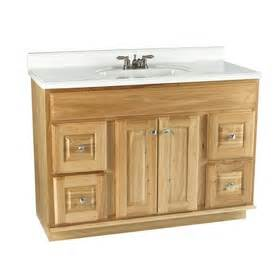 60 Inch Hickory Bathroom Vanity Vanity 48 Inches Bathroom Renovation Ideas