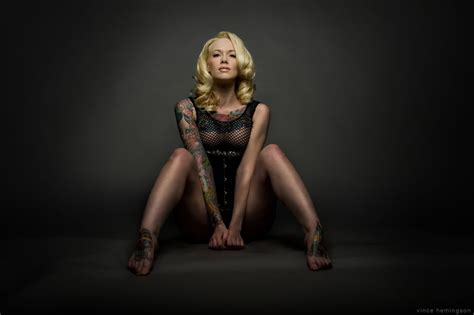 tattoo modeling vince hemingson photo galleries pictures of