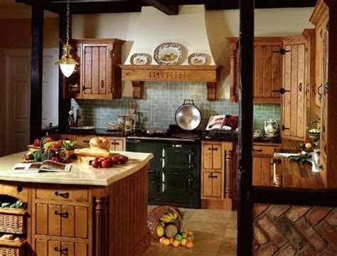 20 Modern Kitchens and French Country Home Decorating