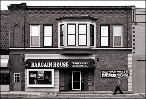 bargain house bargain house going out of business sale churubusco indiana photograph by