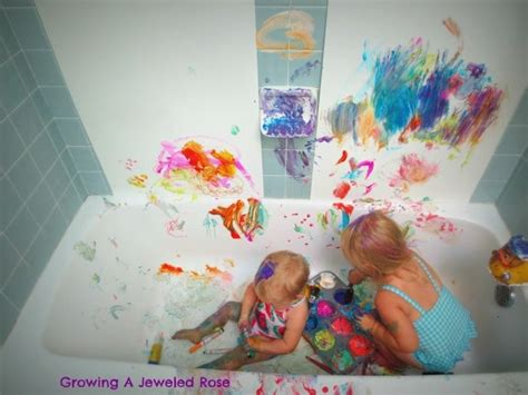 things to make you use the bathroom messy play 10 tips to keep messy activities clean