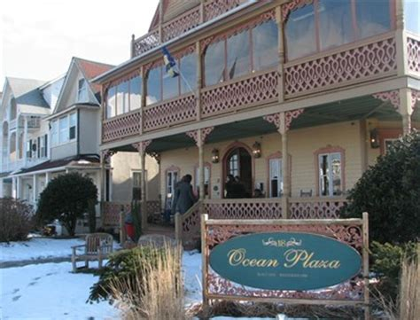 bed and breakfast ocean grove nj the ocean plaza ocean grove nj bed and breakfast on waymarking com