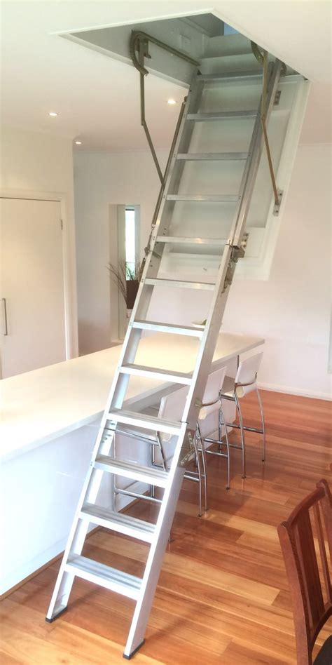 Access Stairs Design Furniture Aluminium Kitchen Attic Access Stairs With Attic Access Ladder Hardware Also Loft