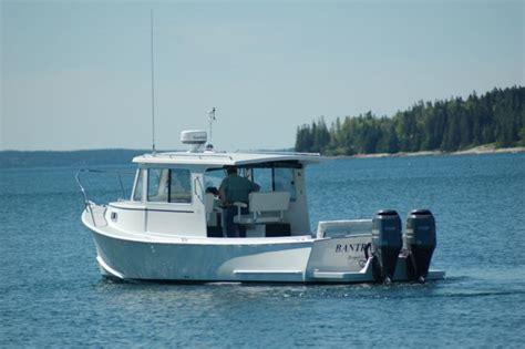 duffy commercial boats boats