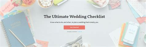 Wedding Checklist Pdf The Knot by 11 Free Printable Checklists For Your Wedding Timeline