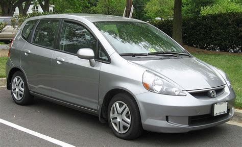 Honda Fit Wiki by File 07 Honda Fit Base Jpg Wikimedia Commons