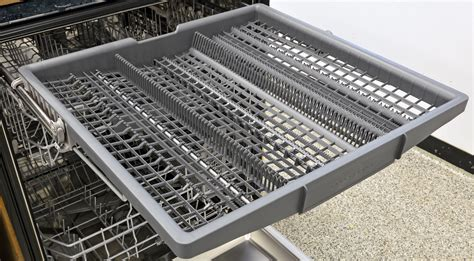 Bosch Dishwasher 3rd Rack by 2017 Bosch 300 Series Dishwasher Review Reviewed
