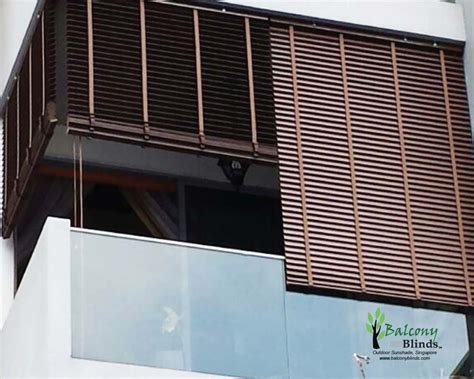 backyard blinds balcony blinds singapore balconyblinds