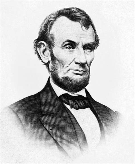 Black Of Abraham lincoln clipart clipground
